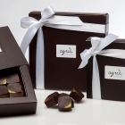 Flavoured Olive Oil Chocolate Candies