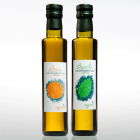 Flavoured Extra Virgin Olive Oil Make Italy