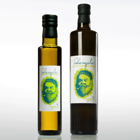 Extra Virgin Olive Oil Colangelo