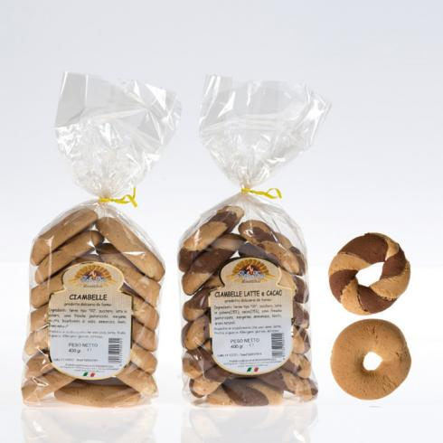 Donut Biscuits - Mc Italy Food