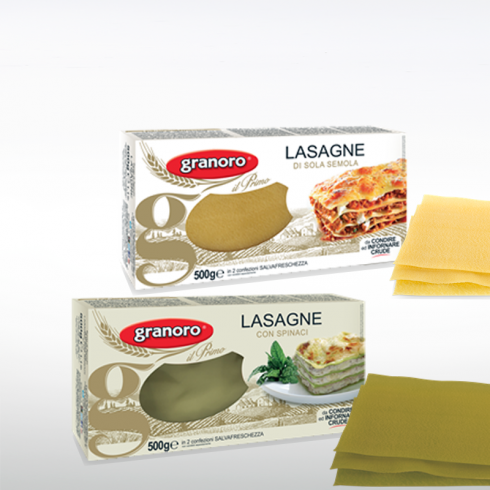 Lasagne - Make Italy Food