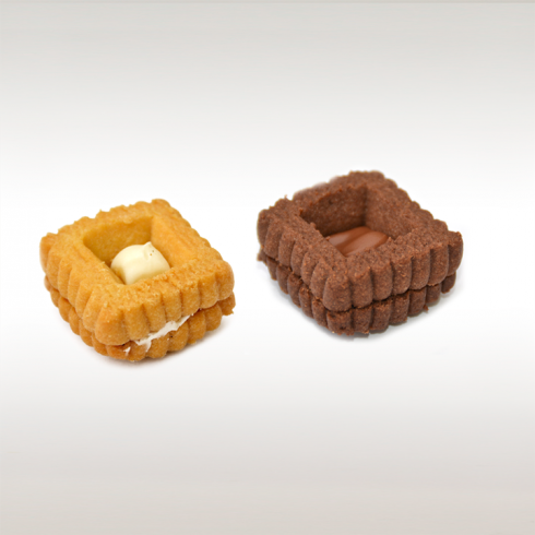 Quadrati - Biscotti Make Italy