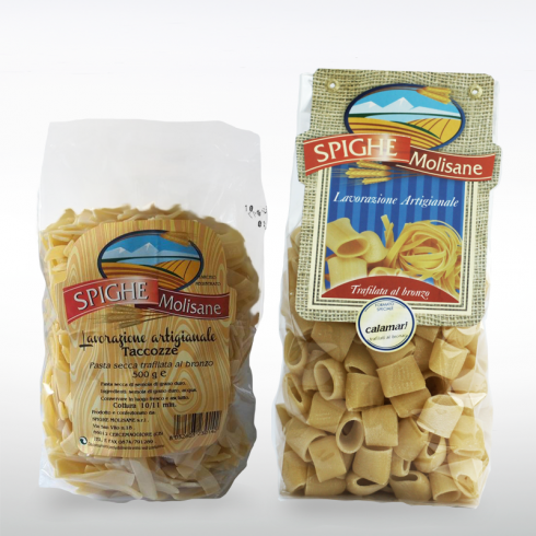 Pasta Trafilata al Bronzo Make Italy