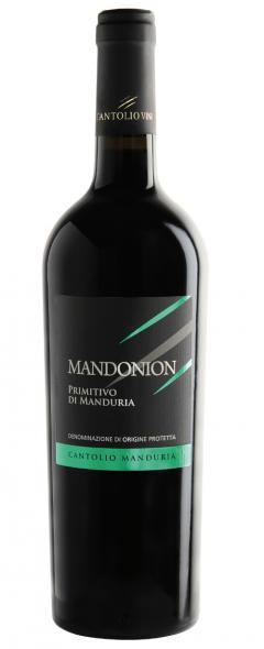 Mandonion Primitivo - Make Italy