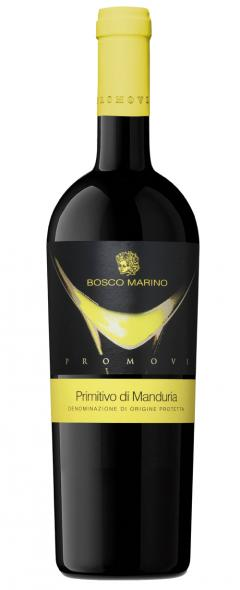 Bosco Marino - Primitivo - Make Italy