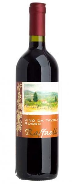 Raffaello vino rosso Make Italy