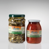 Verduras con aceite  - Mc Italy Food