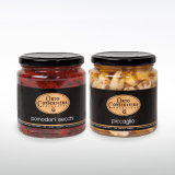 Tomatoes and Garlic Make Italy