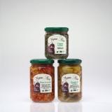 Hortalizas y alcaparras - Mc Italy Food
